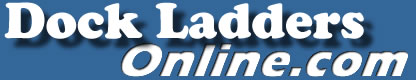 Dock Ladders Online - Dock Ladders - Dock Parts - Do-it-yourself or pre-assembled